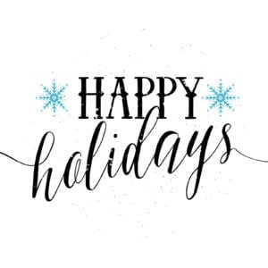 Happy Holidays, Plus Technologies, New Year, Christmas, Holiday